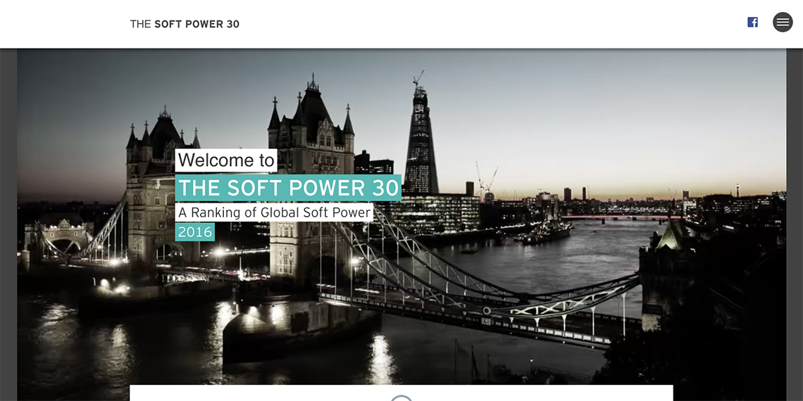 The Soft Power 30