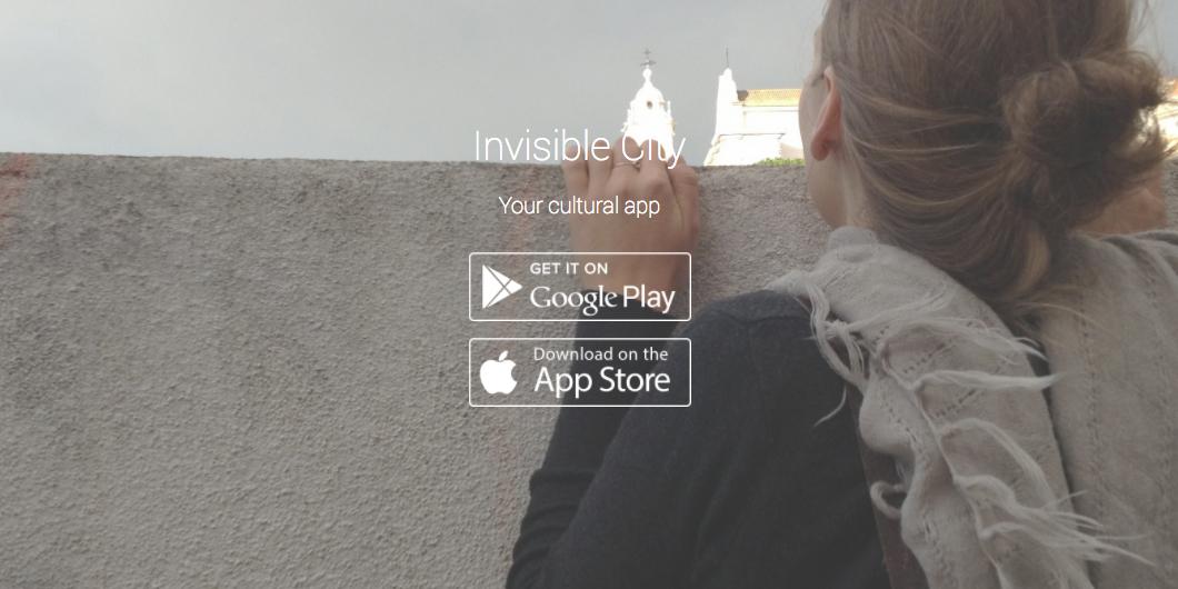 EUNIC App, Invisible City!