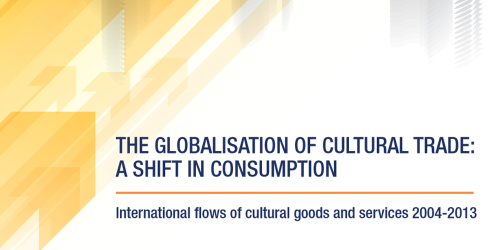 The Globalisation of Cultural Trade: A Shift in Consumption