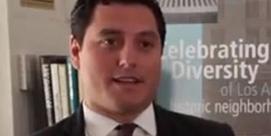 Edgar Garcia (USA), participant in the 1st GCLP
