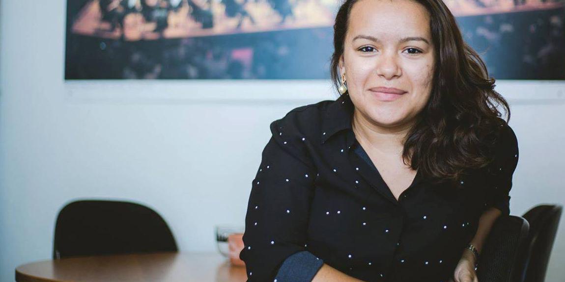 Elizabeth Ponte (Brazil), participant in the 1st GCLP
