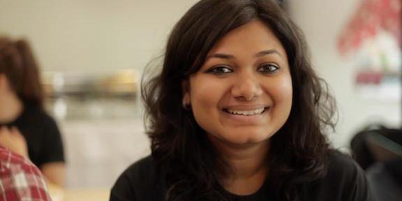 Ruhi Jhunjhunwala (India), participant in the 1st GCLP
