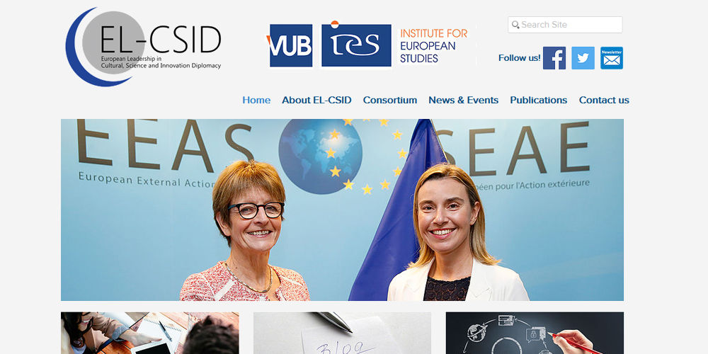 EL-CSID - European Leadership in Cultural, Science and Innovation Diplomacy
