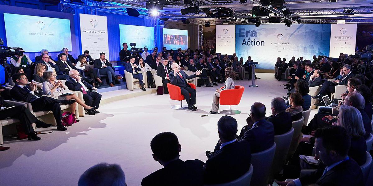 German Marshall Fund's Brussels Forum