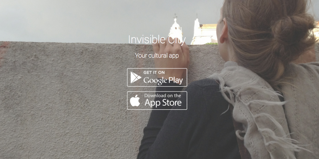 EUNIC App, Invisible City!