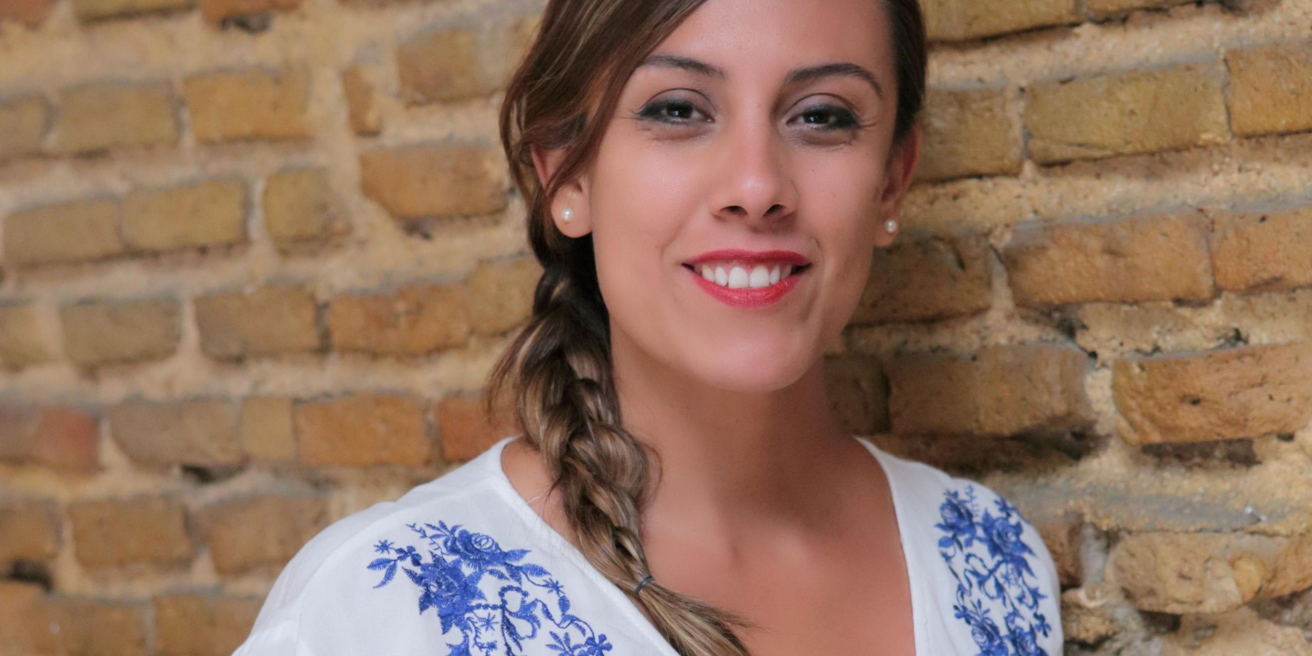 Gabriela Escatell, Mexico, participant in the GCLP 2017 edition