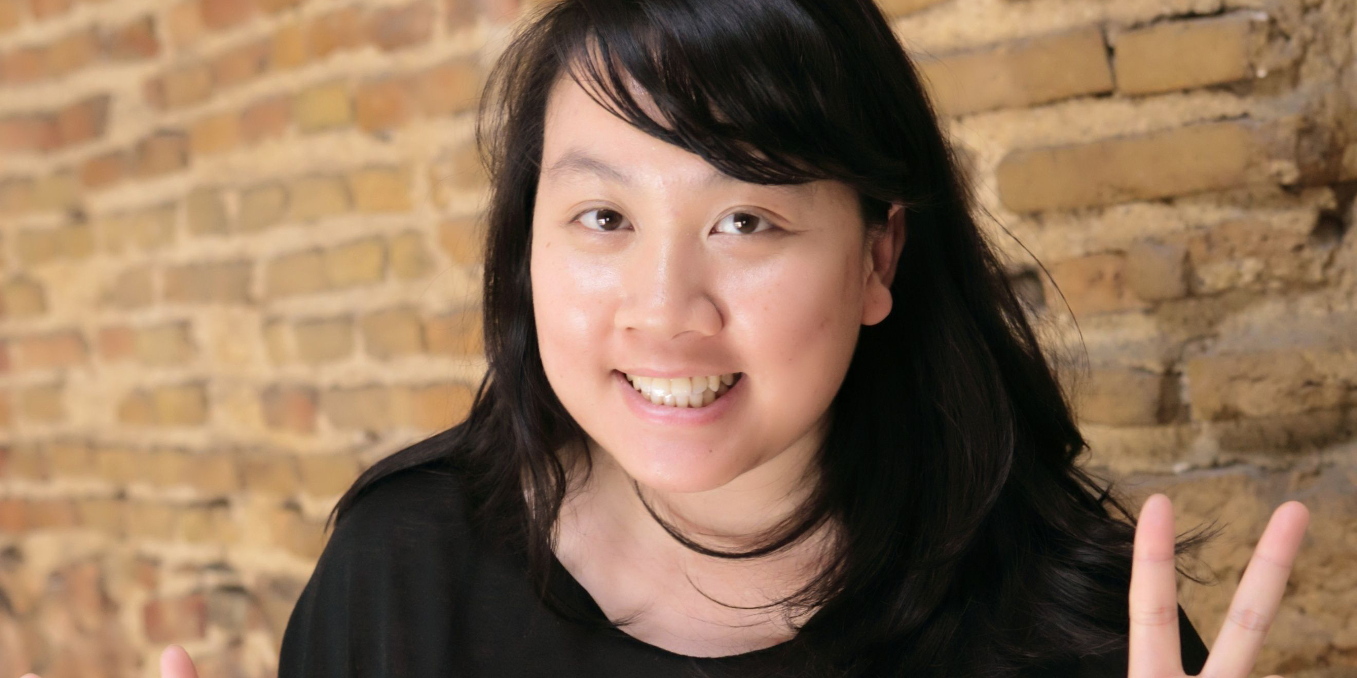 Kristin Cheung, Canada, participant in the GCLP 2017 edition