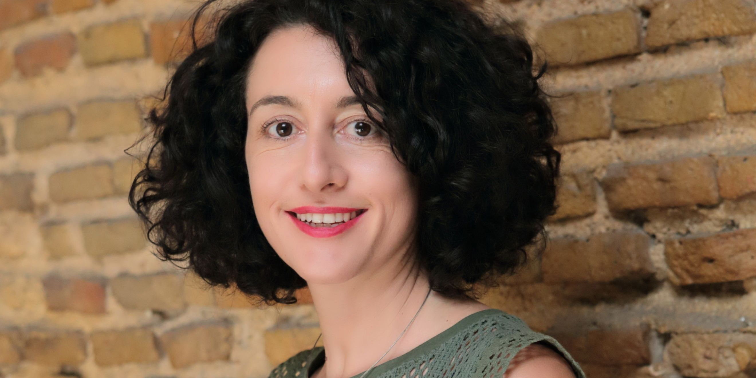 Veronika Antoniou, Cyprus, participant in the GCLP 2017 edition