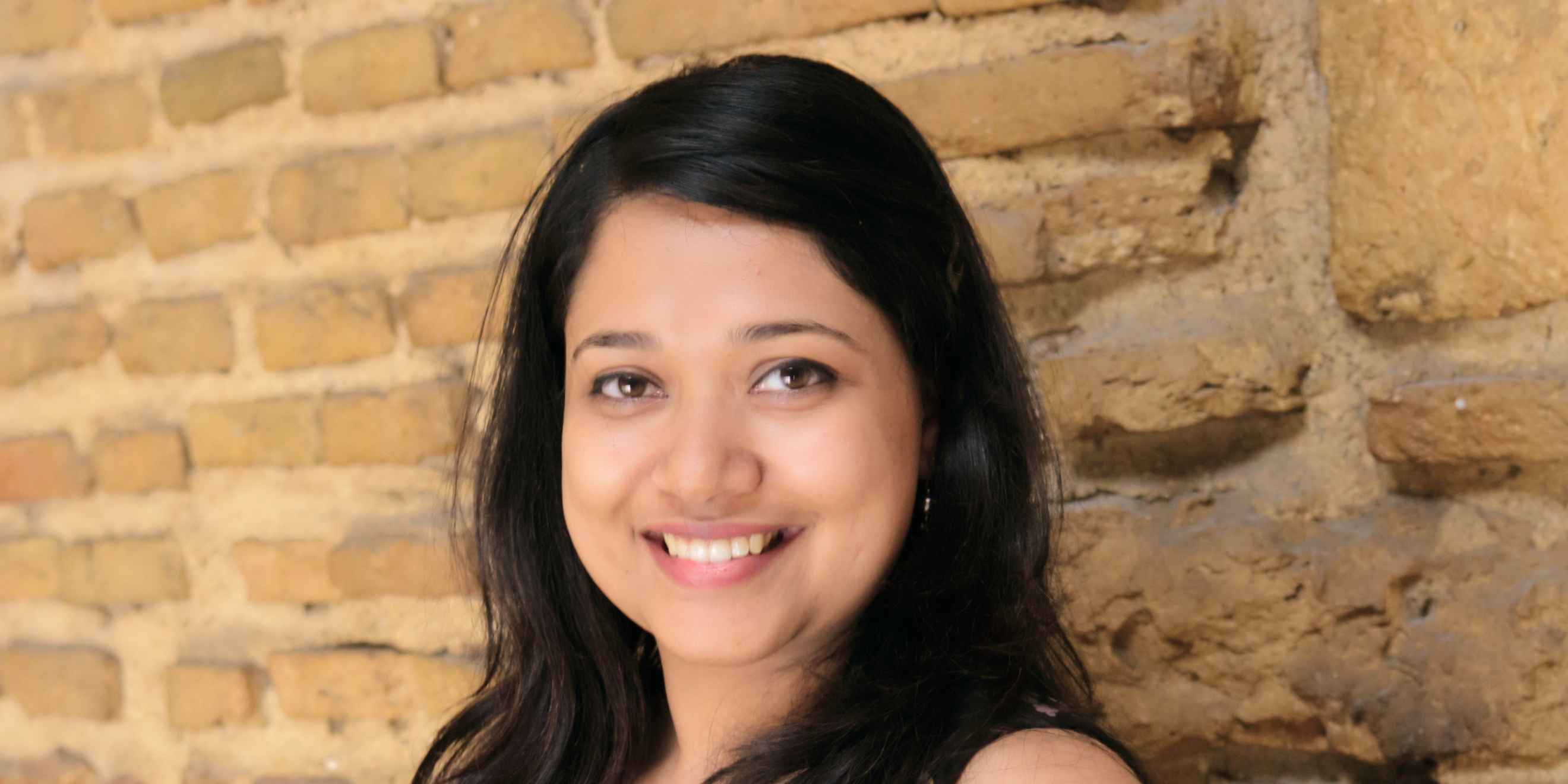 Sarmistha Chatterjee, India, participant in the GCLP 2017 edition