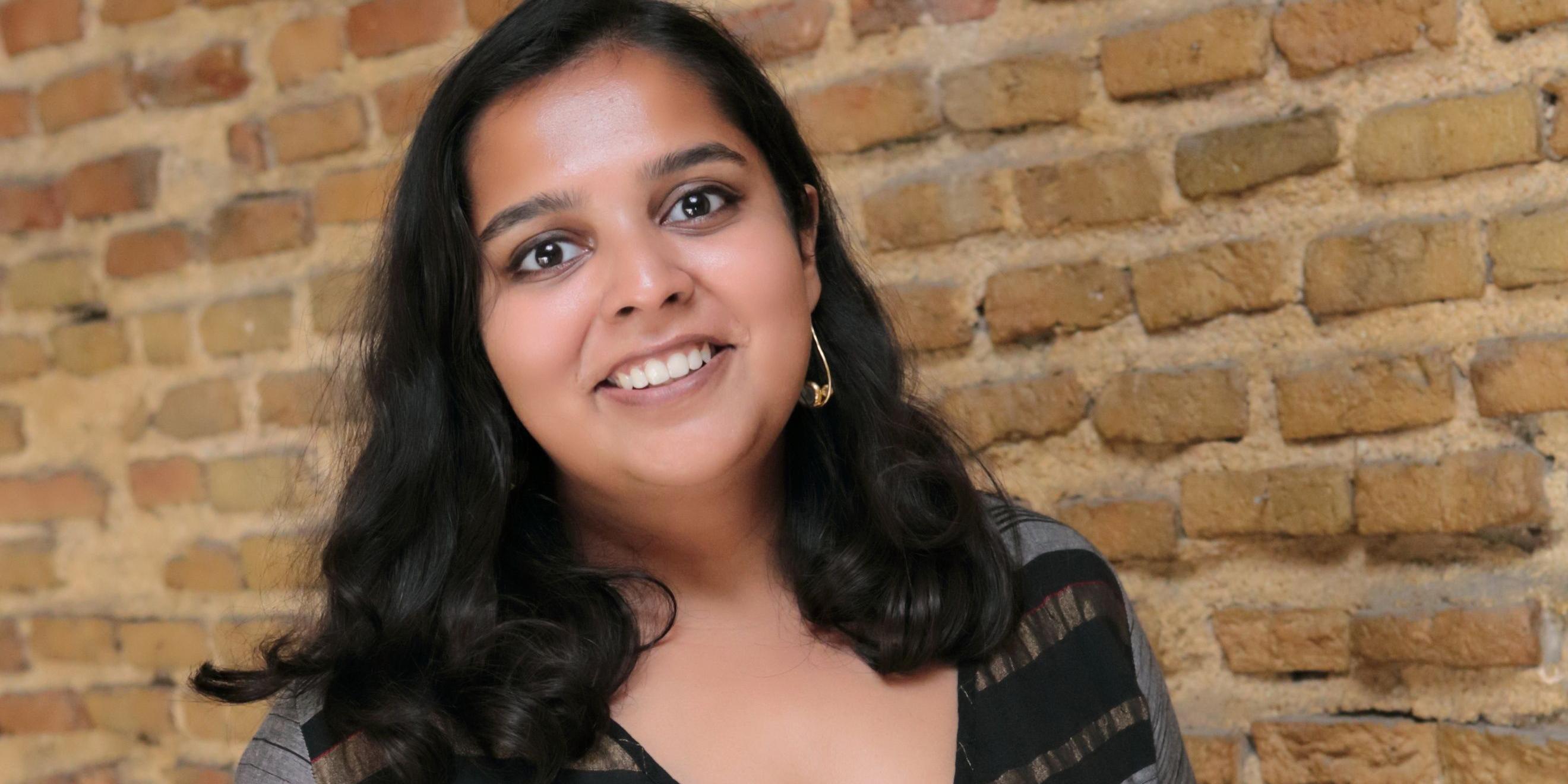 Sumona Chakravarty, India, participant in the GCLP 2017 edition