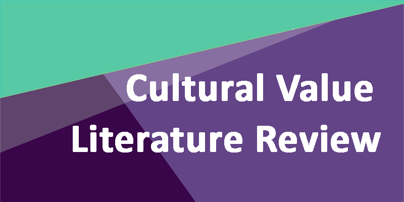 Cultural Relations in Societies in Transition: A Literature Review