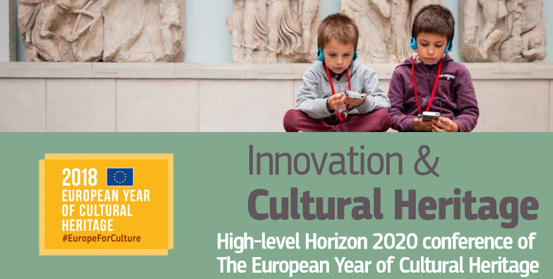 20/03/2018: Innovation and Cultural Heritage