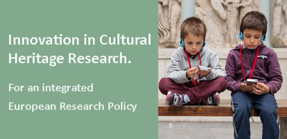 Innovation in Cultural Heritage Research