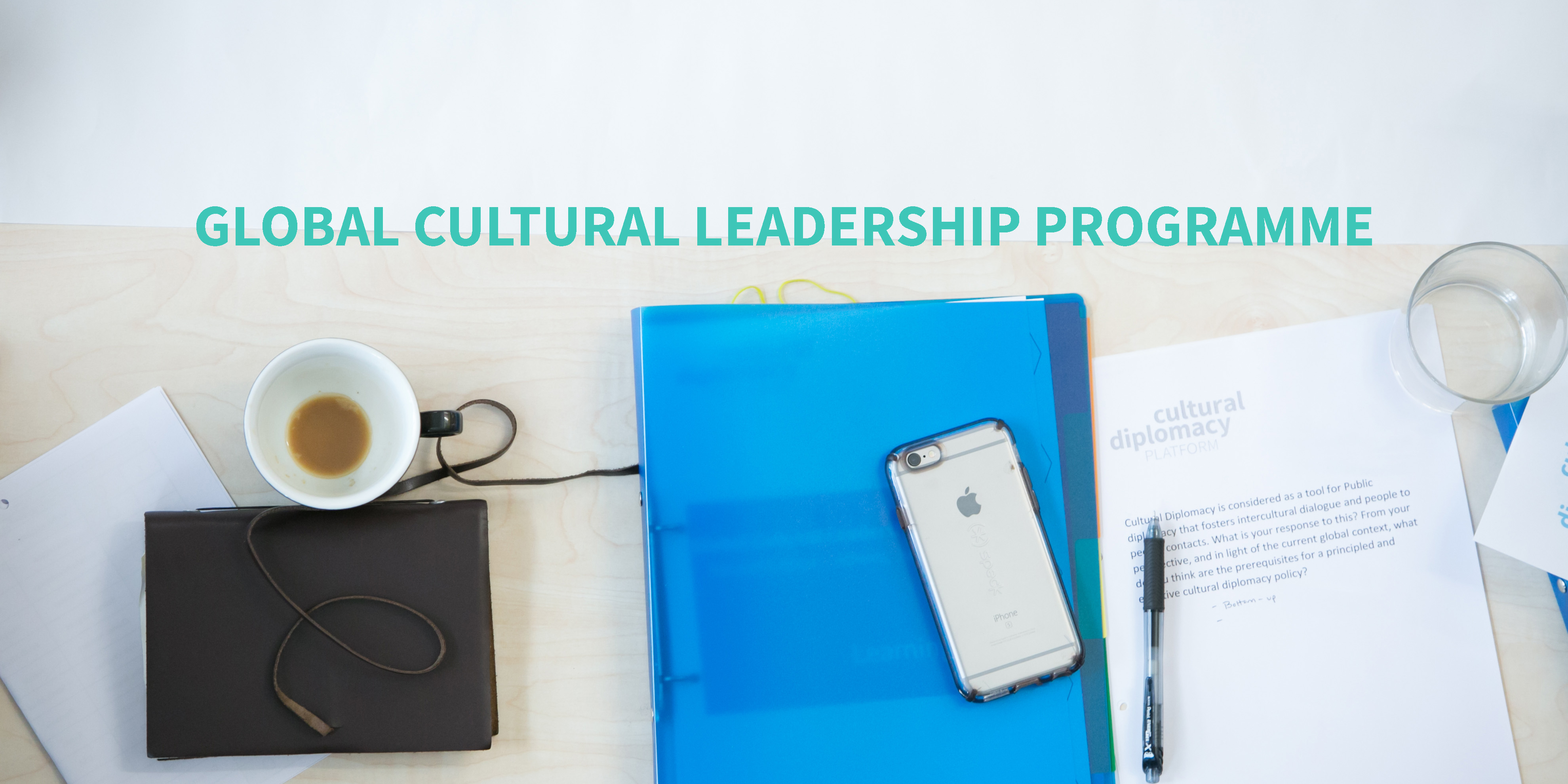 Two years of Global Cultural Leadership Programme