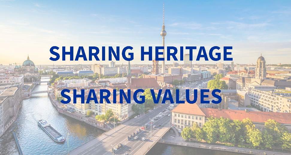 European Cultural Heritage summit: Sharing Heritage - Sharing Values