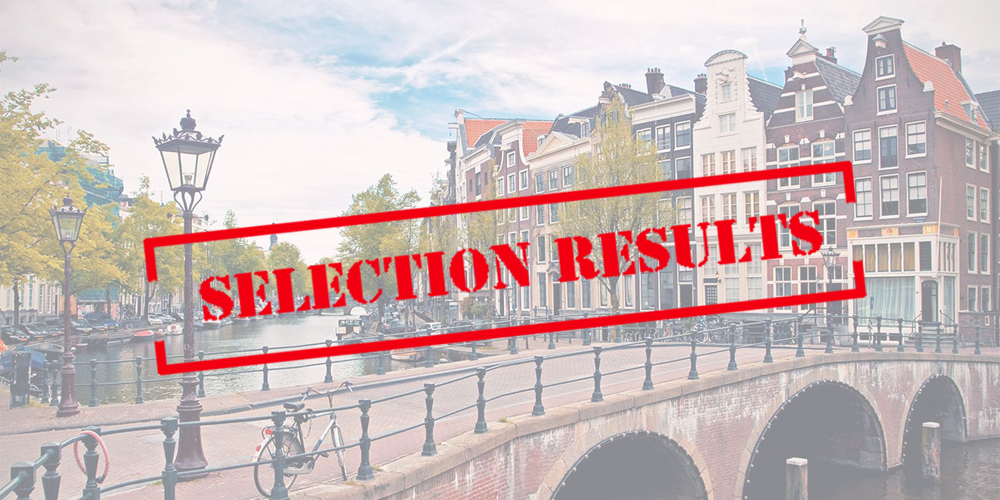 Selection Results GCLP 2018