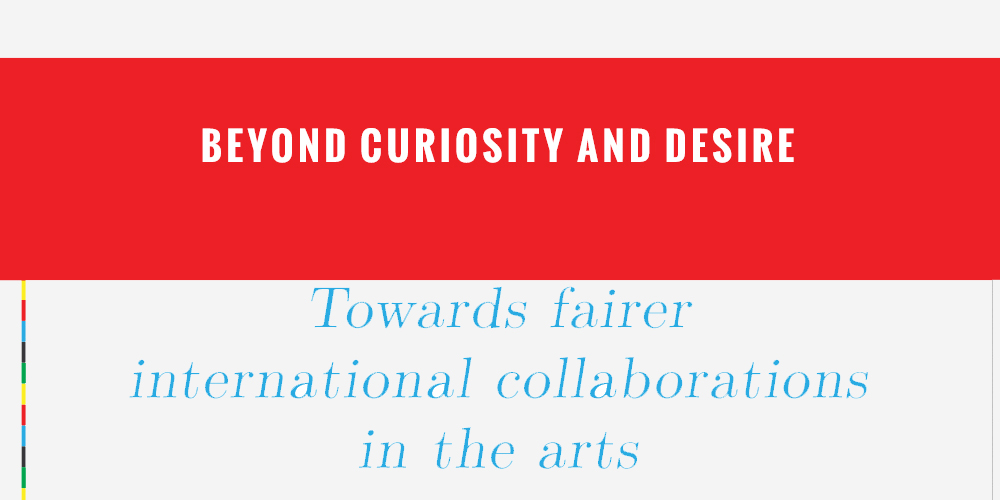Towards fairer international collaborations in the arts