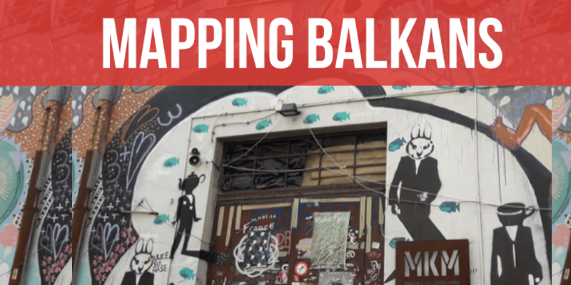 Mapping the Balkans