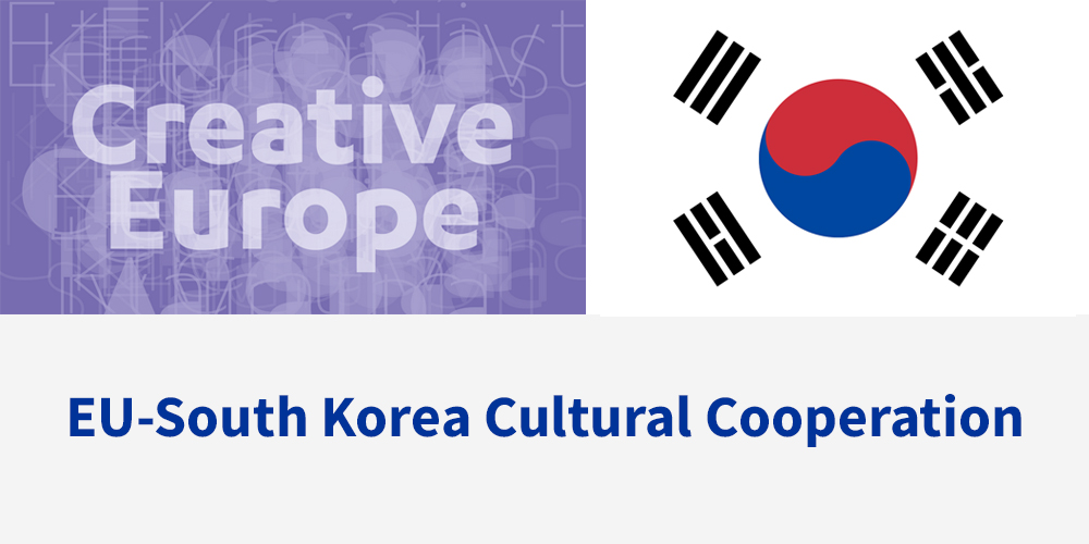 Creative Europe in South Korea