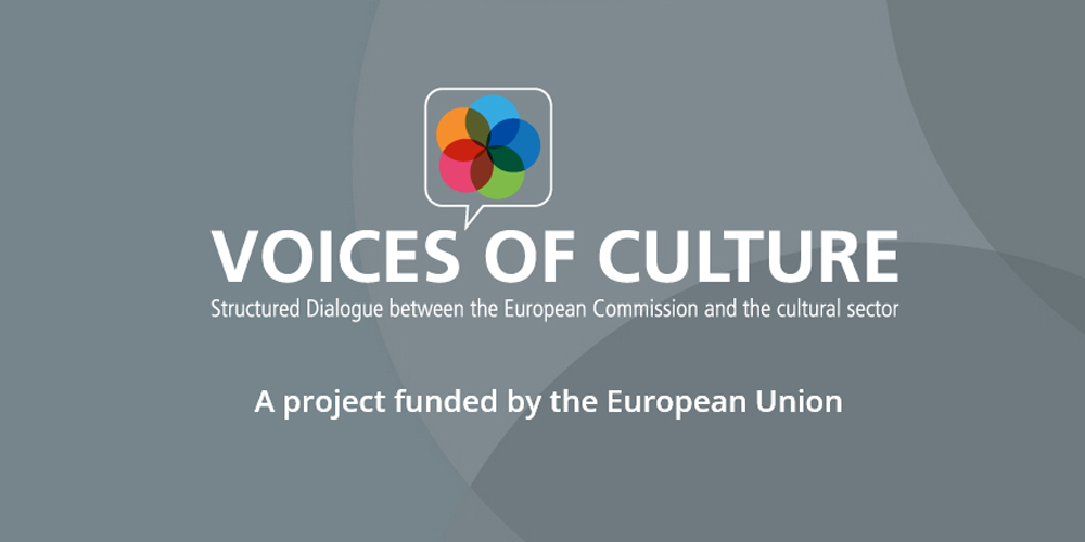 Voices of Culture - Brainstorming Report