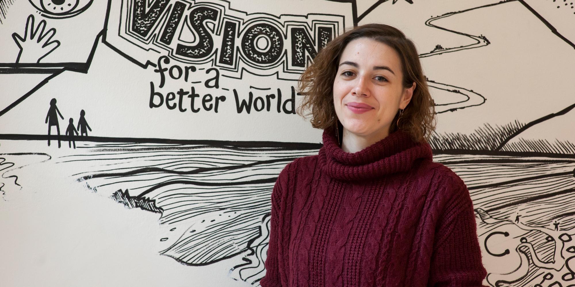 Anna Sagalchik, Russia, participant in the GCLP 2018