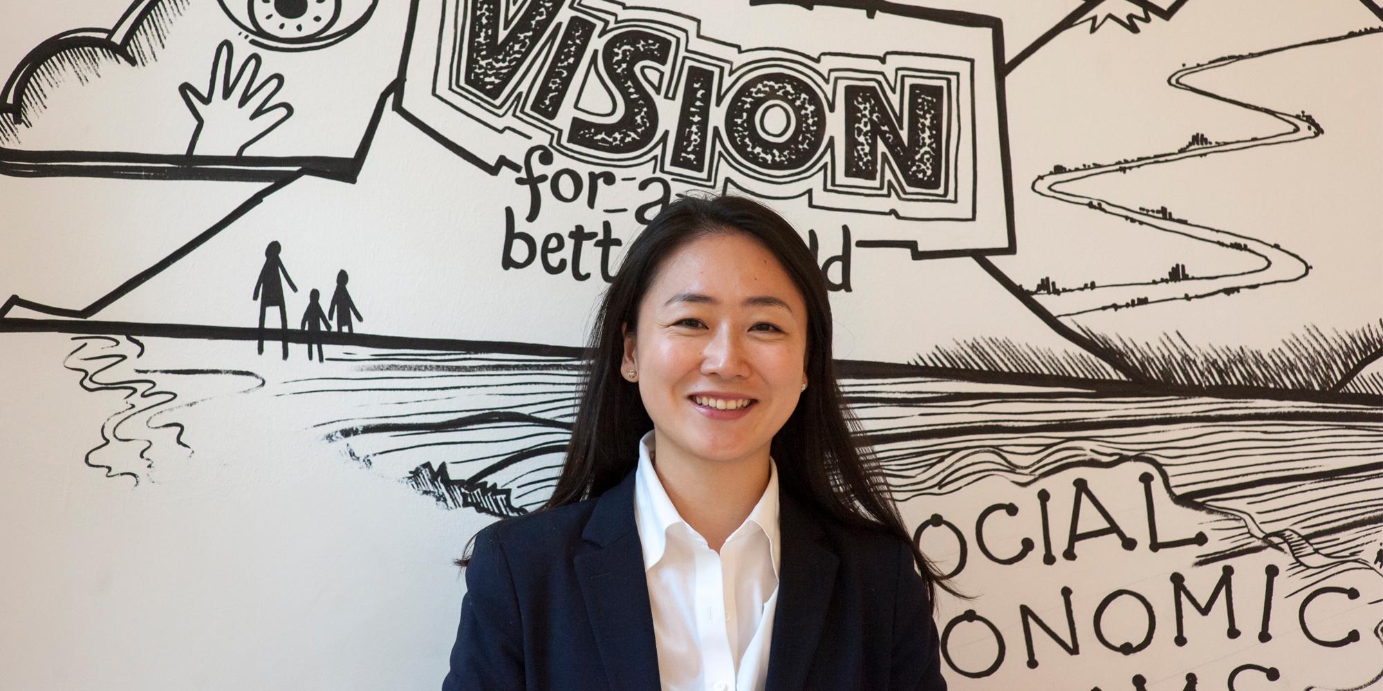 Aya Miyazaki, Japan, participant in the GCLP 2018