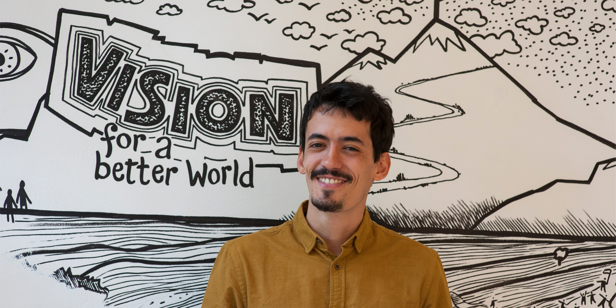 Daniel Escorel, Brazil, participant in the GCLP 2018
