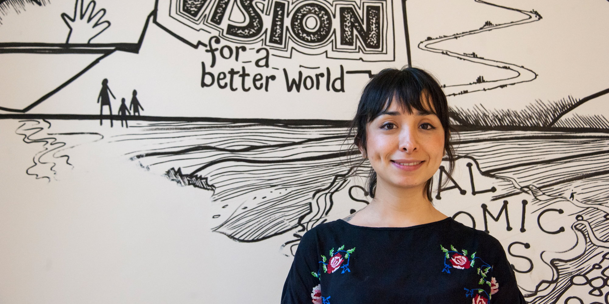 Montserrat Fuentes Romero, Mexico, participant in the GCLP 2018