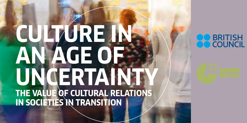 The value of Cultural Relations in societies in transition