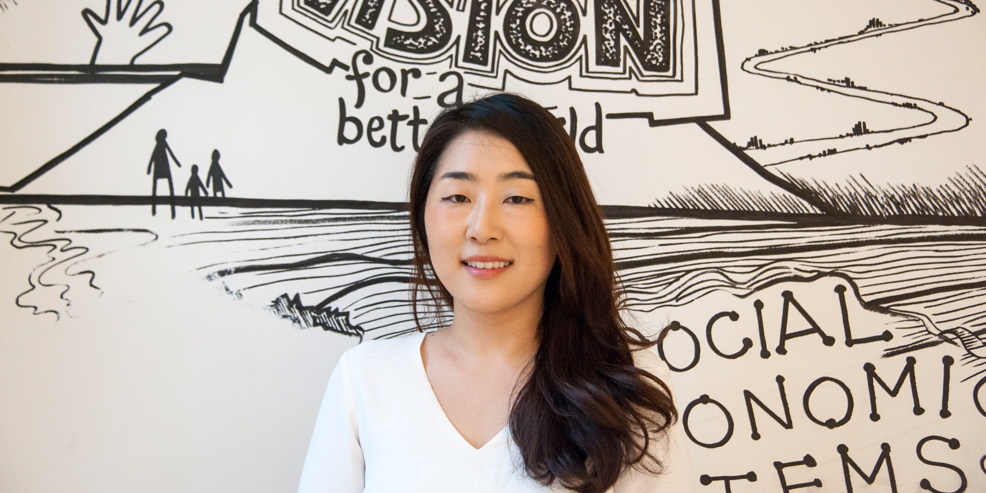 Heesun Kim, South Korea, participant in the GCLP 2018
