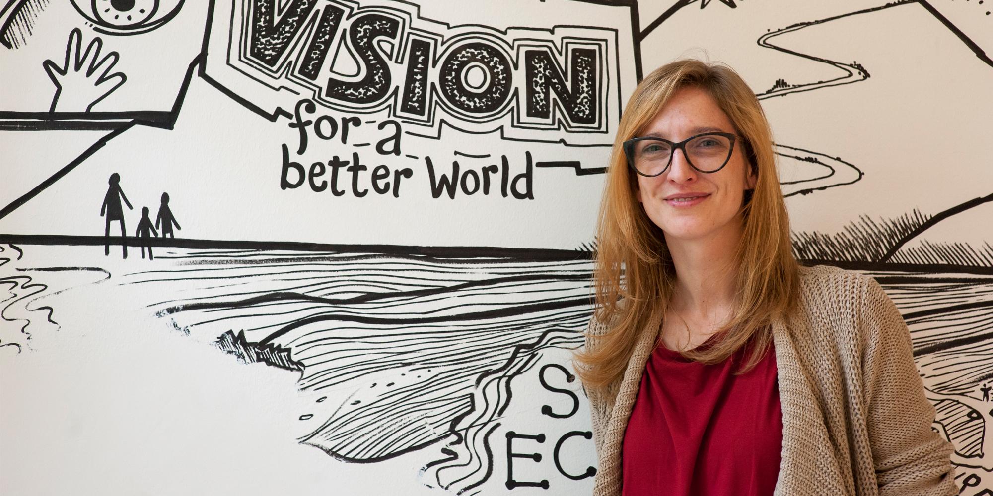 Yvonne Gimpel, Austria, participant in the GCLP 2018