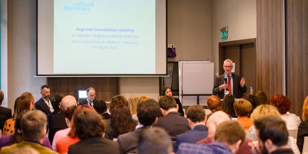 8-9/04/2019 Regional Consultation Meeting, Sarajevo
