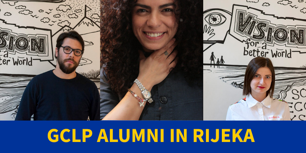 GCLP Alumni selected to go to Rijeka!