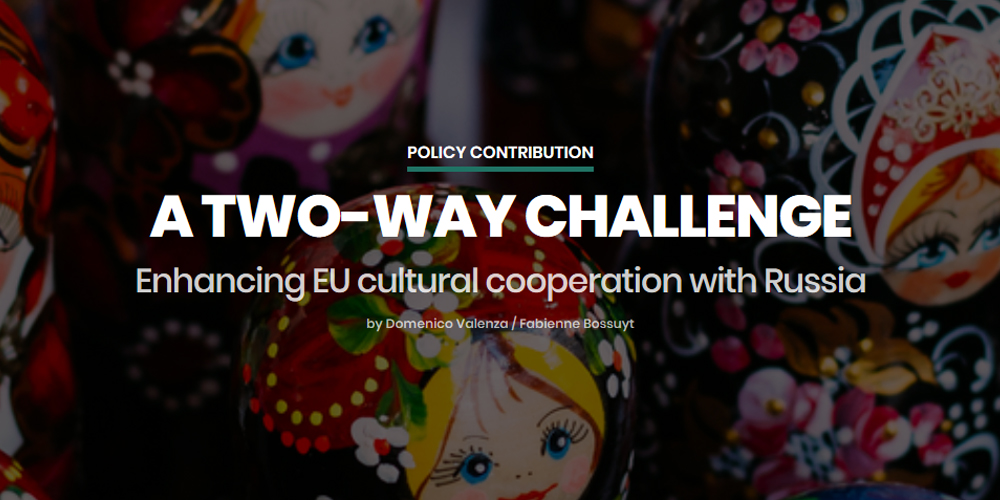 Enhancing EU cultural cooperation with Russia