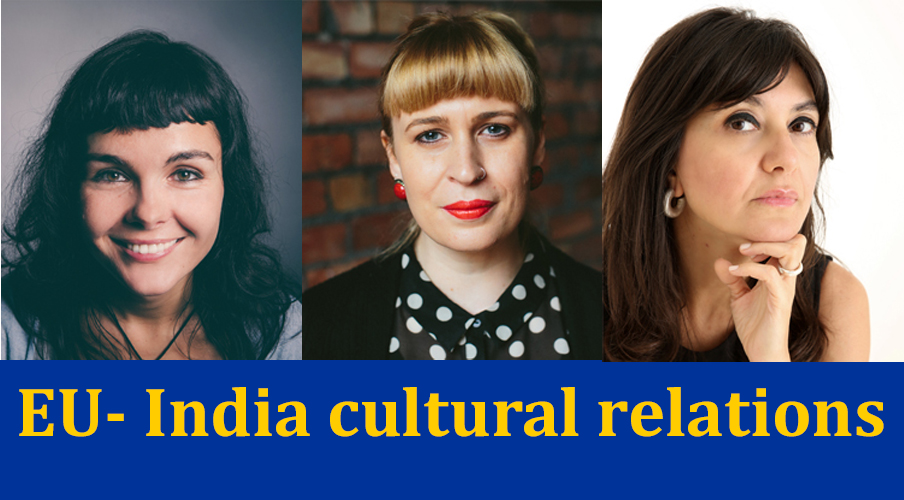 EU-India Cultural Relations: wide European literature in India