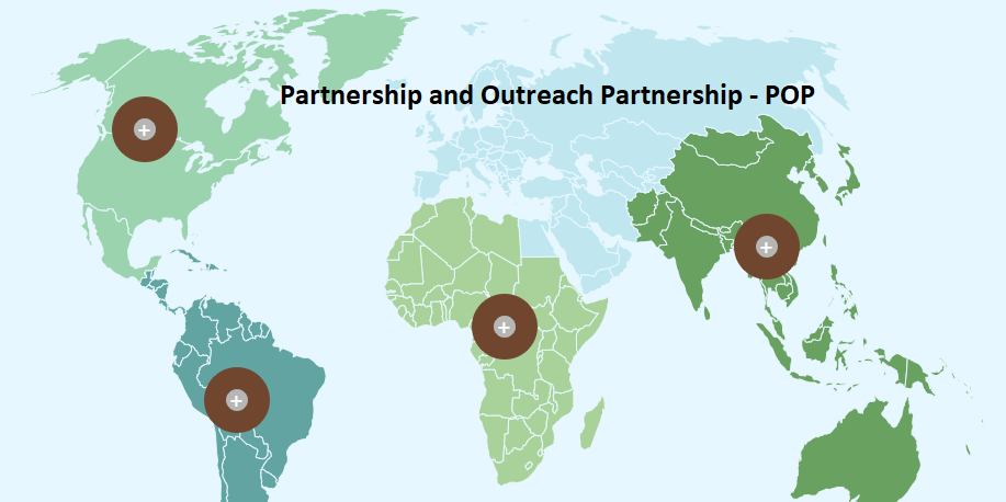 EU Policy and Outreach Partnerships (POP)