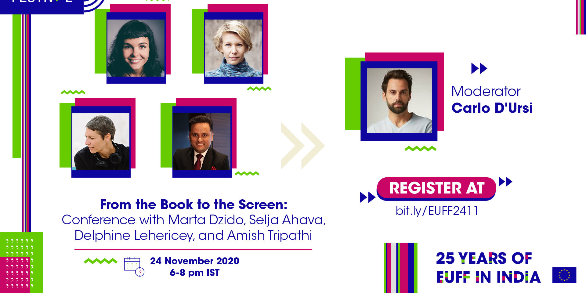 EU-India film & scriptwriting online debate