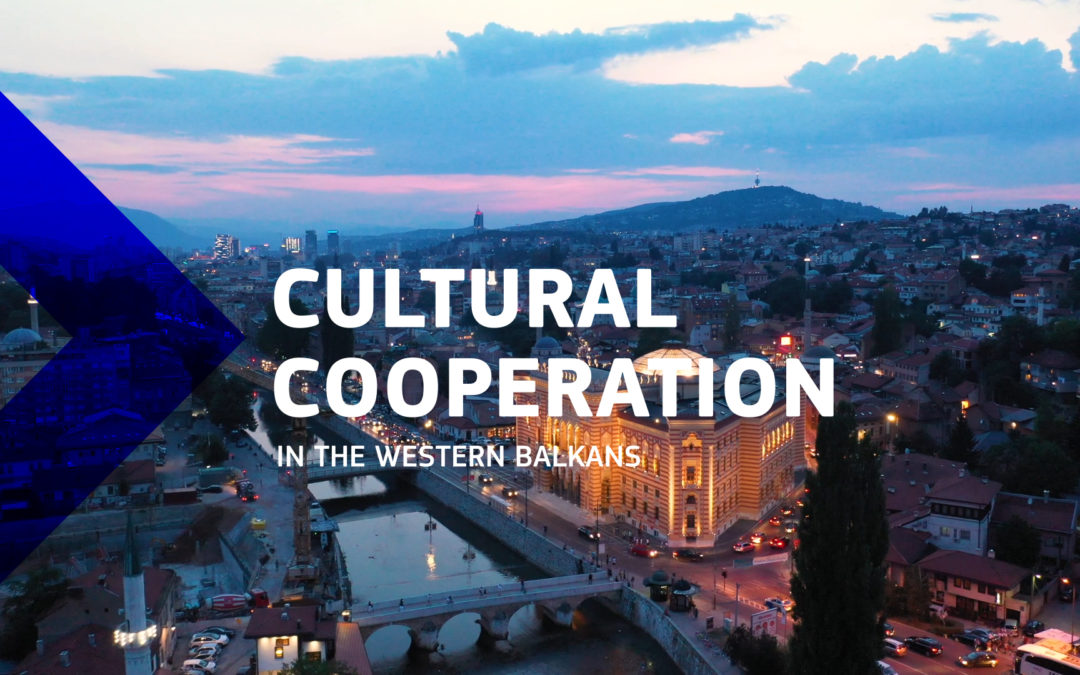 Cultural Cooperation in the Western Balkans: watch the launch event
