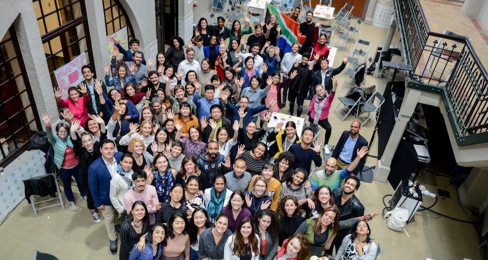 Global Cultural Relations Programme alumni